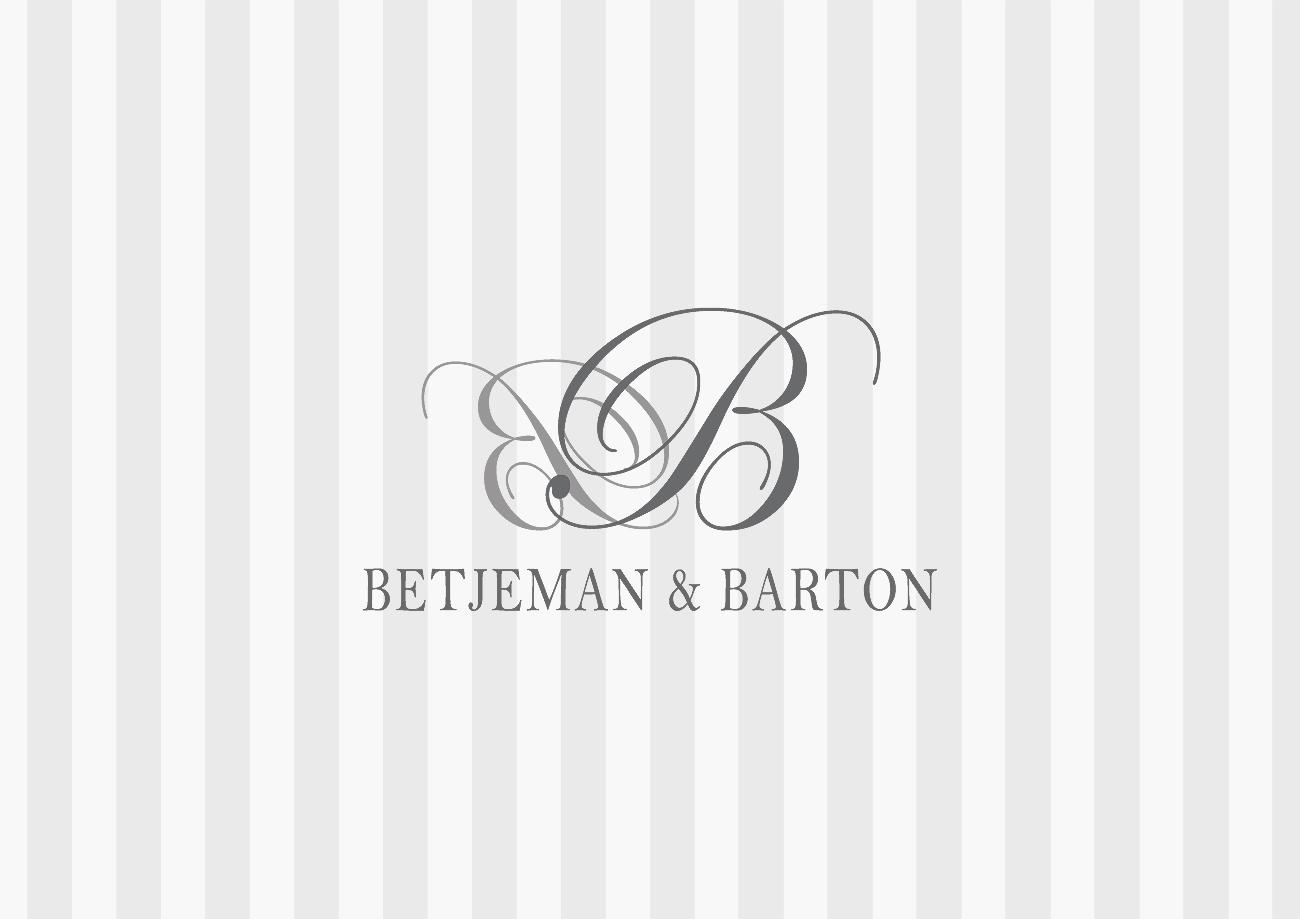 Realisation identité visuelle Betjeman&Barton Studio28