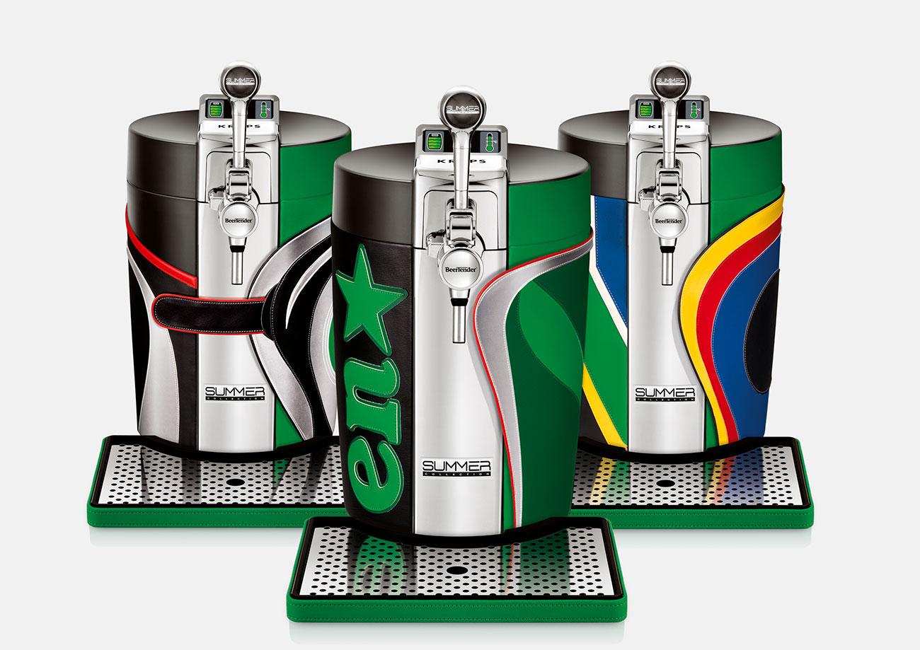 Beertender Realisation Heineken