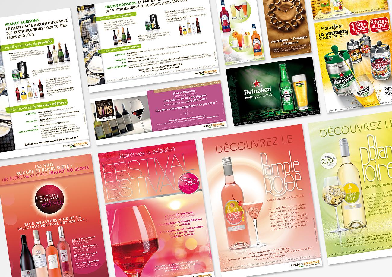 Catalogue et presse realisation Studio28