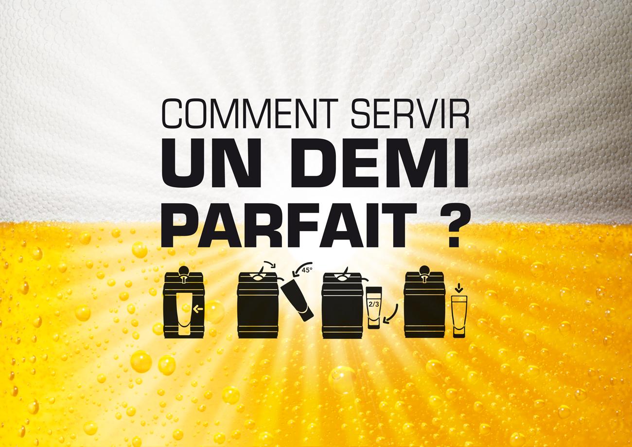 Home Bar Heineken