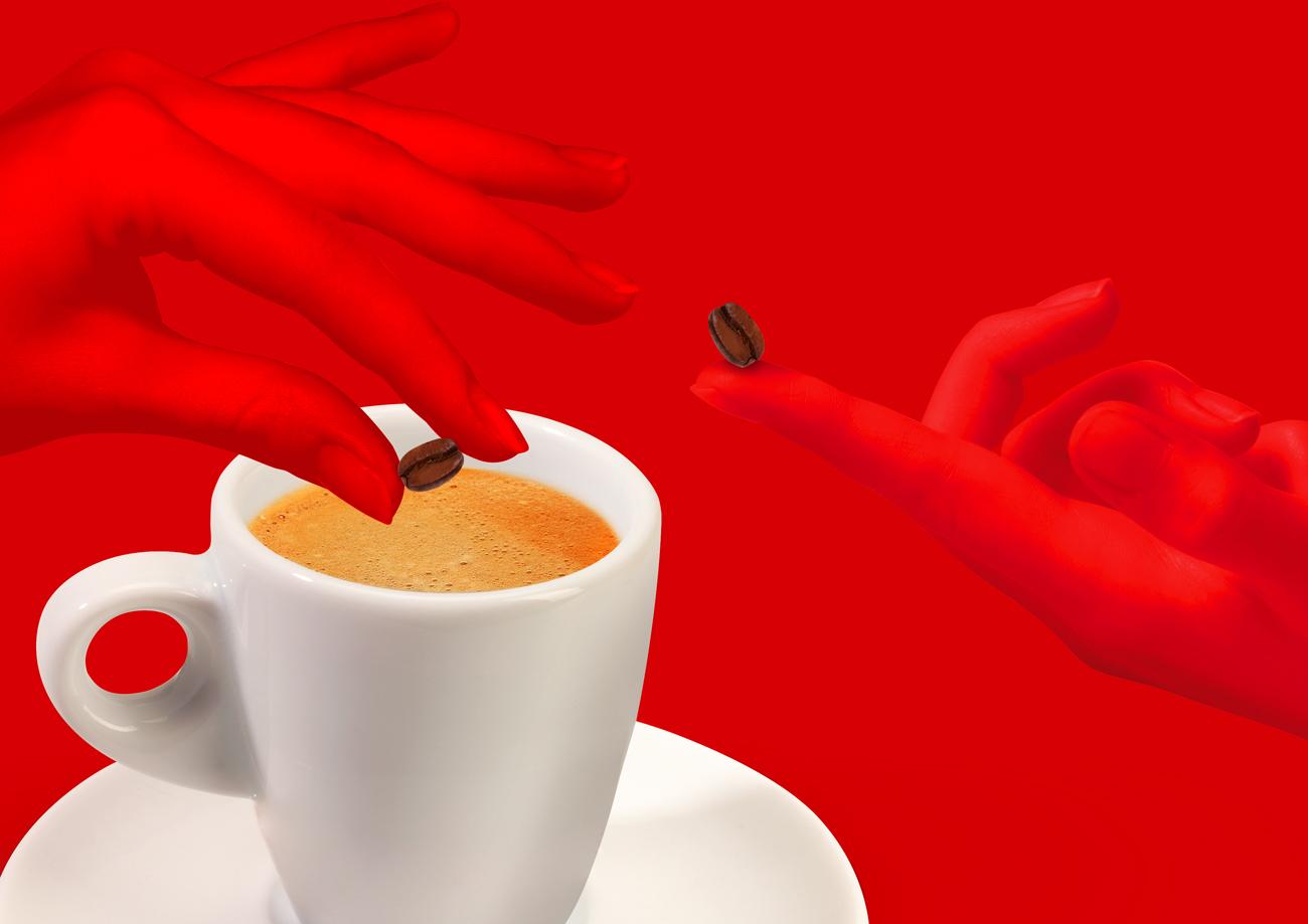 affiche kimbo cafe