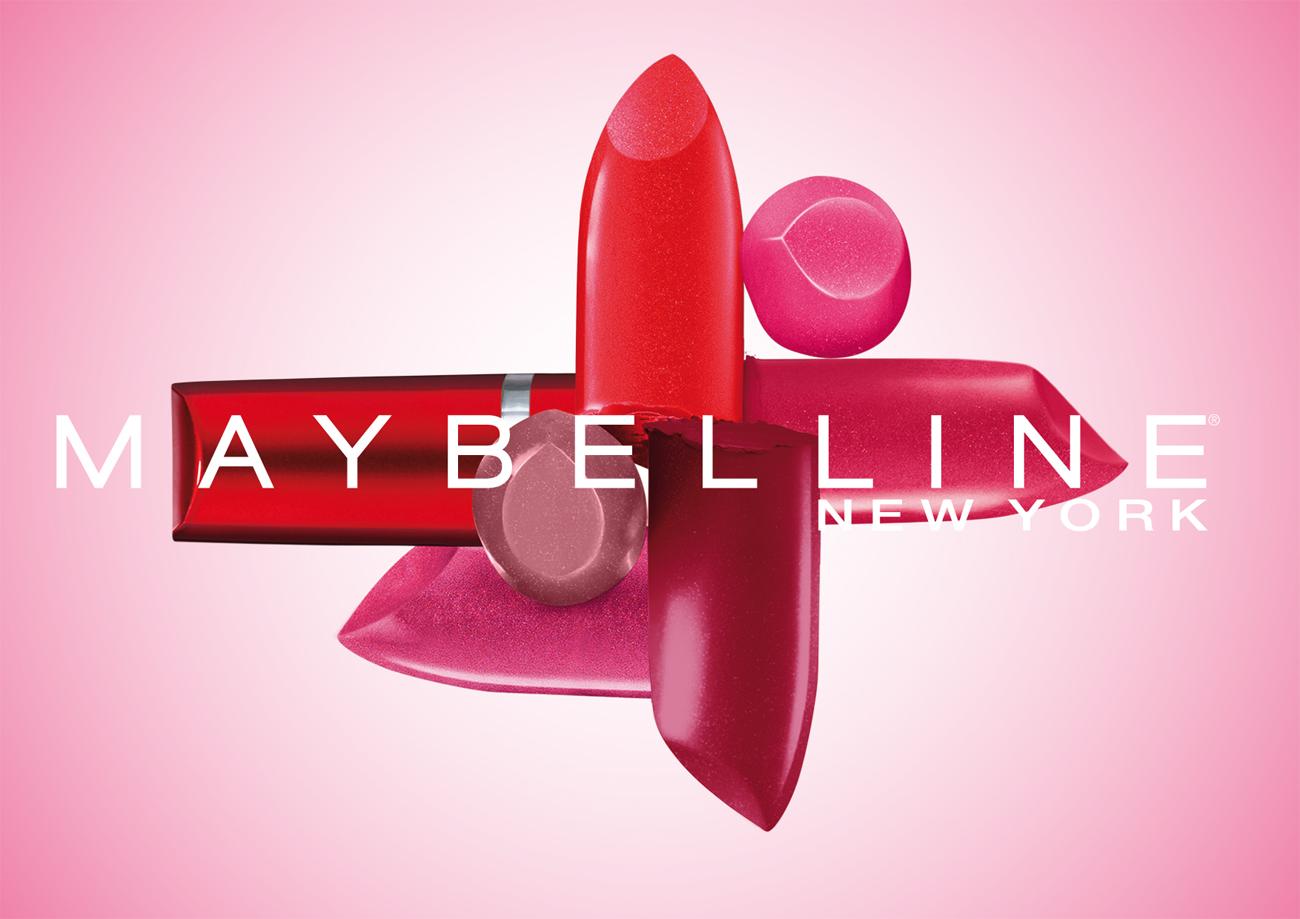 maybelline maquillage artwork studio28
