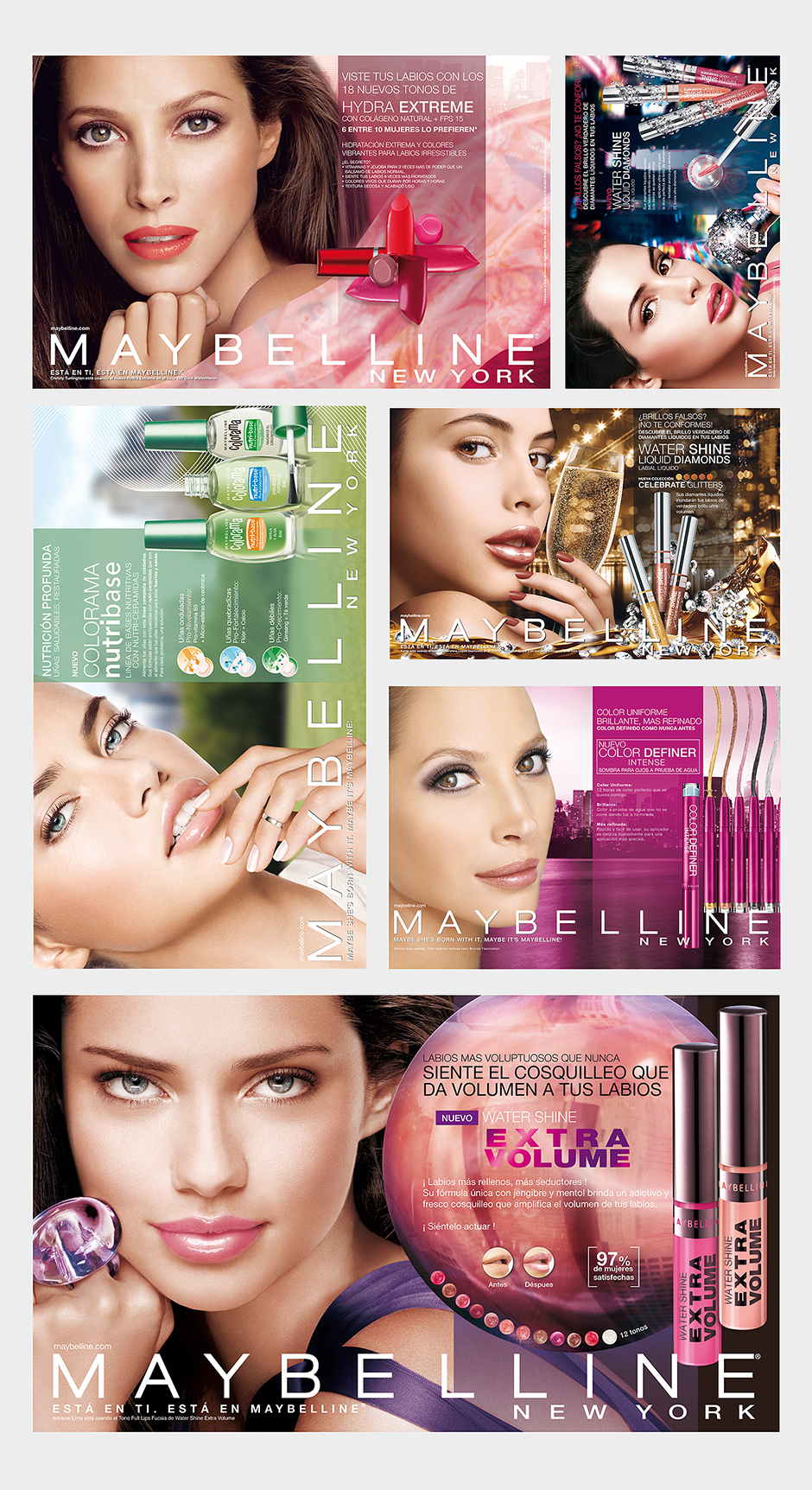 Maybelline realisation Studio28